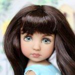 Lilah молд #4 тан Little Darling Geri Uribe, Dianna Effner.
