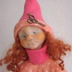Швеечка, авторская кукла
