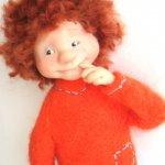 А если это любовь! Авторская кукла