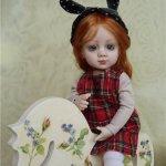 Молд Joe  - моя любимая авторская шарнирная кукла