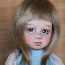 Несколько новых авторских шарнирных кукол