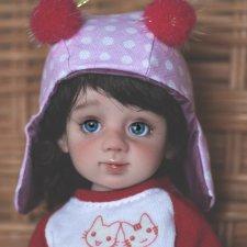 Брюнеточки Джо - девочки или мальчики? Шарнирные куклы