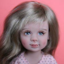 Познакомьтесь с солнышком Санни. Шарнирная кукла