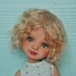 Предзаказ на Яну, авторскую шарнирную куклу из полиуретана