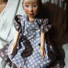 Деревянная куколка Хитти и ее друзья