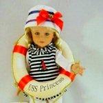 Веселая морячка от Лидны Рик
