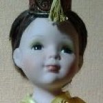 Фарфоровая кукла Ангелочек Леночка и мечты о Корее