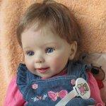 Малышка Jammie от Laura Tuzio Ross, наша Женечка