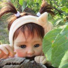 Мой сладкий Мышонок,малышка Amy от Petra Lechner