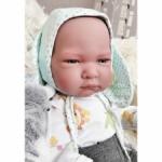 Куколка llorens новая мягконабивная 43 см в шикарном аутфите