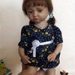 Капризуля. Авторская кукла Горчаковской Анны