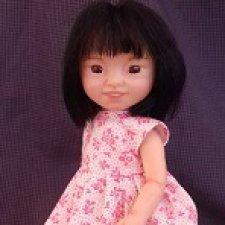 Хио. Авторская кукла Горчаковской Анны