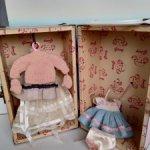 Чемодан с нарядами от винтажной Джинни