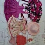 Одежда для кукол Паола Рейна большой лот