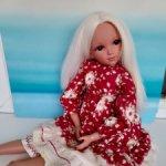 Мария от Vidal Rogas  интерьерная кукла
