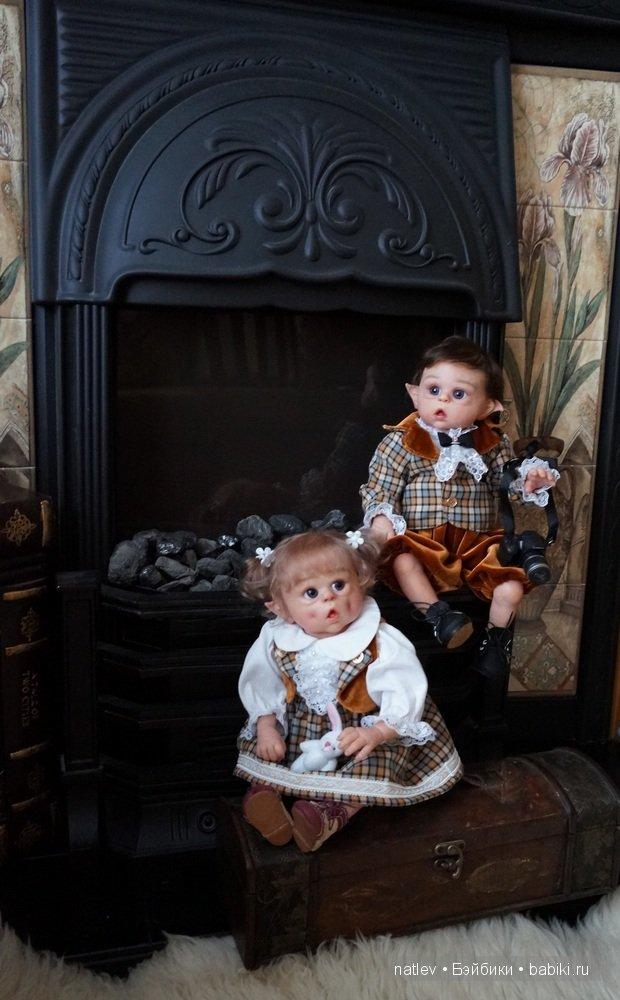 Как сделать вещи для кукол своими руками, телевизор