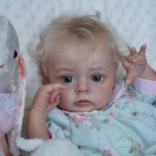 Дмитрий Анатольевич и его сестра.Куклы реборн Наталии Коноваловой