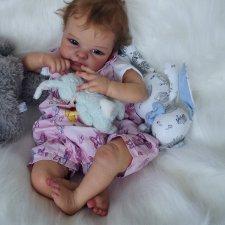 Малышка Пилар. Кукла реборн Наталии Коноваловой