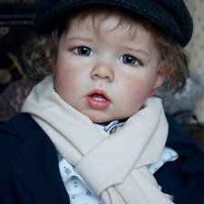 Лиам и Саския-мальчик.Куклы реборн Наталии Коноваловой