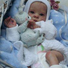 Малышок Колокольчик (Tink). Кукла реборн Наталии Коноваловой