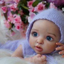 Layla. Кукла реборн Наталии Коноваловой