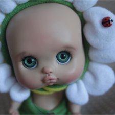 Шарнирная малышка от Лели Дубровиной Baby Boo Ромашка, Ромка, Ромашулька