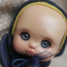 """Шарнирная малышка от Лели Дубровиной Baby Boo """"Звездочка"""""""