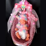 А мы родились! Авторская мини кукла от Анастасии Солнцевой, много фото