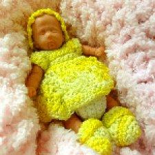 Солнечная мини кукла для Анастасии Солнцевой от Анастасии Солнцевой