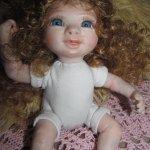 Моя Елизавета или вторая авторская куколка