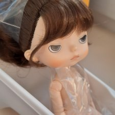 Xiaomi Monst doll, брюнетка
