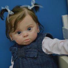Кукла реборн Аделаида