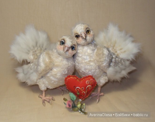 Любовь и голуби...