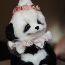 Funny панда-тедди