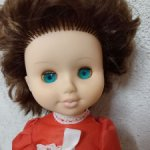 Продам куклу фабрики 8 марта, СССР, в родном