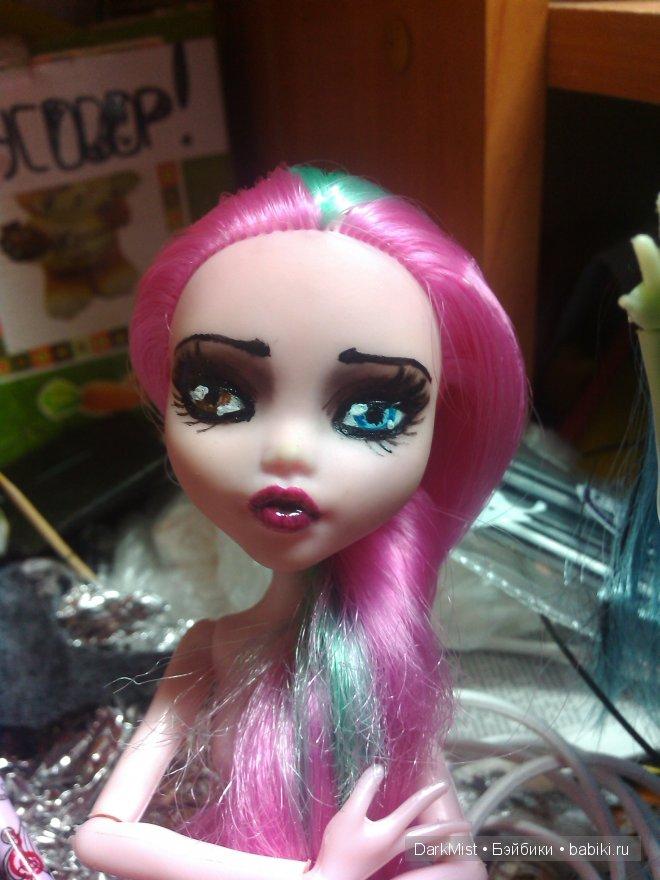 Как сделать ооак для начинающих на кукле барби