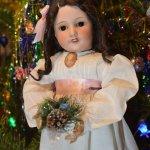 Красавица Дафна и Рождество