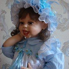 Одна из любимых кукол
