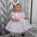 Комплект на куклу Lee Middleton 56-58 см.