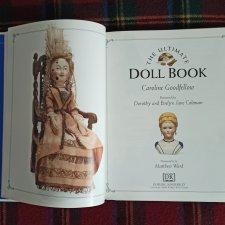 Книга «The ultimate Doll Book», автор Caroline Goodfellow