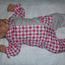 Одежда для кукол реборн   .