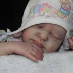 Моя крошка Serenity. куклы-реборн Наталии Размысловой