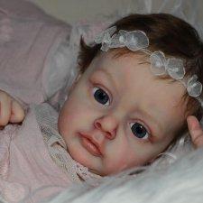 Моя кукла реборн Хлоя. Куклы реборн Наталии Размысловой