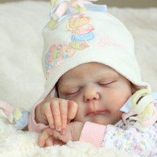 Мой маленький хомячок Эсми. Куклы реборн Наталии Размысловой