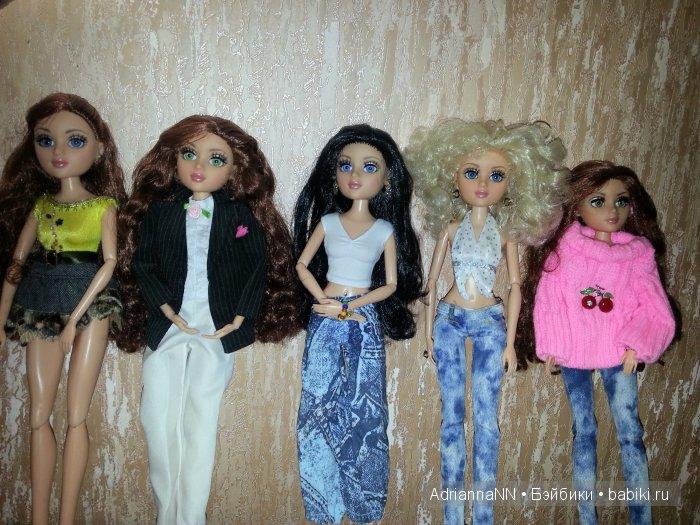 Лея - Роксана, Эстер, Ирена, Селеста и Валерия. Рыжие рулят!