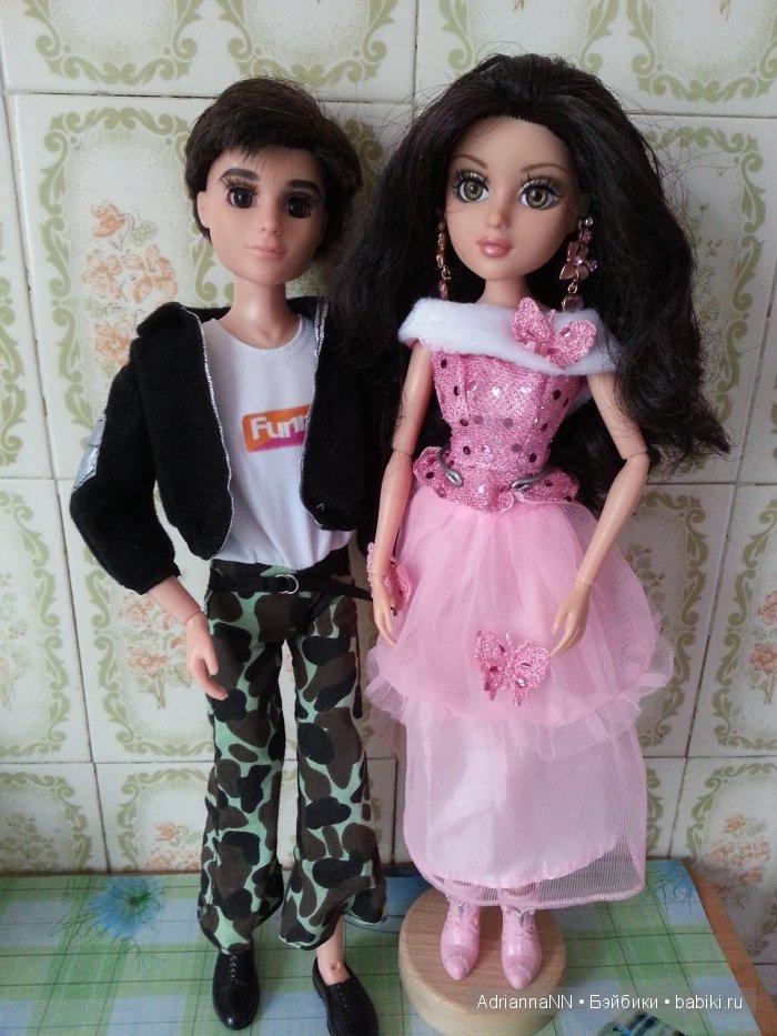 Ну и напоследок - сладкая парочка Фернандо и Алехандра.