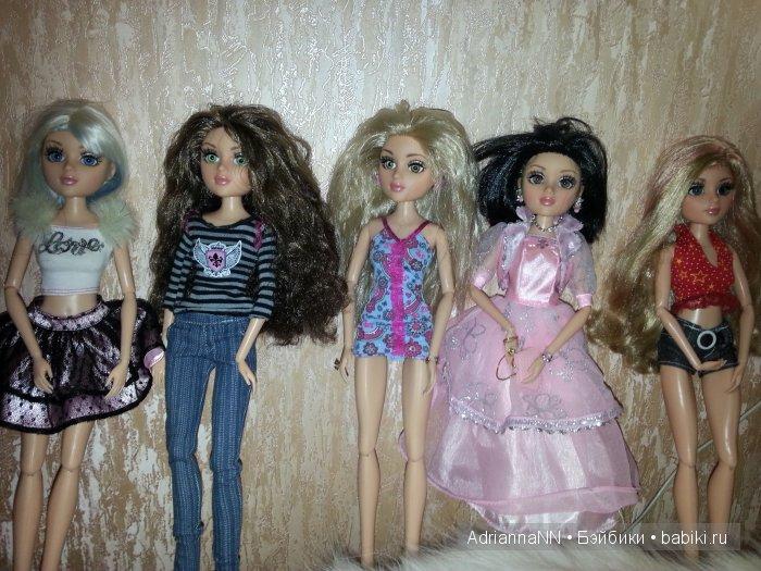 Тоже Леечки: Элена, Эвелина, Моника, Палома и Наталия.