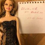Барби из сета Barbie Тим Макгроу и Фэйт Хилл