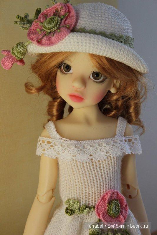 платье для кукол KW