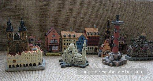 коллекция домиков